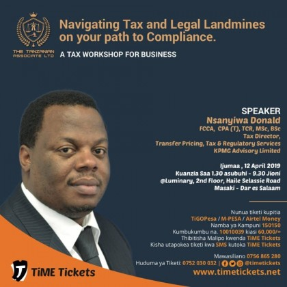 Navigating Tax and Legal Landmines on your path to Compliance.