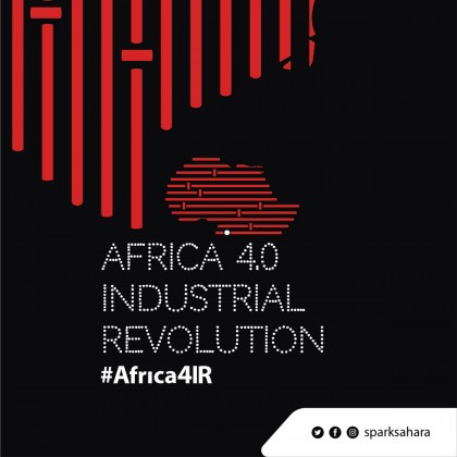 """Sahara Sparks 2019 """" Africa In The Fourth Industrial Revolution"""""""