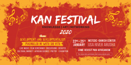 Knowledge, Arts, and Networking (KAN) Festival