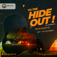 TO THE HIDEOUT BAGAMOYO