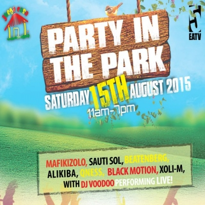 Party In The Park - Summer Music Festival