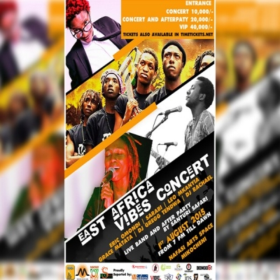 The East African Vibes Concert