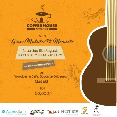 Coffee House Sessions with Grace Matata Ft. Mwasiti